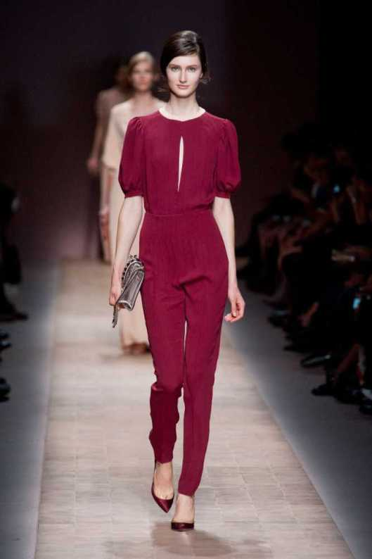 jumpsuit, red, valentino