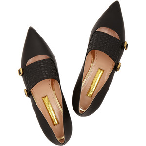 pointed toe flats rupert sanderson from polyvore117579894