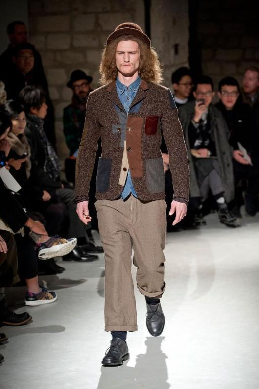boho chic menswear junya-watanabe-mens-autumn-fall-winter-2013-pfw17