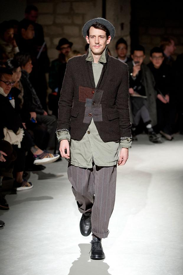 Hobo chic creation from junya watanabe a w 2013 Style me up fashion tape creations
