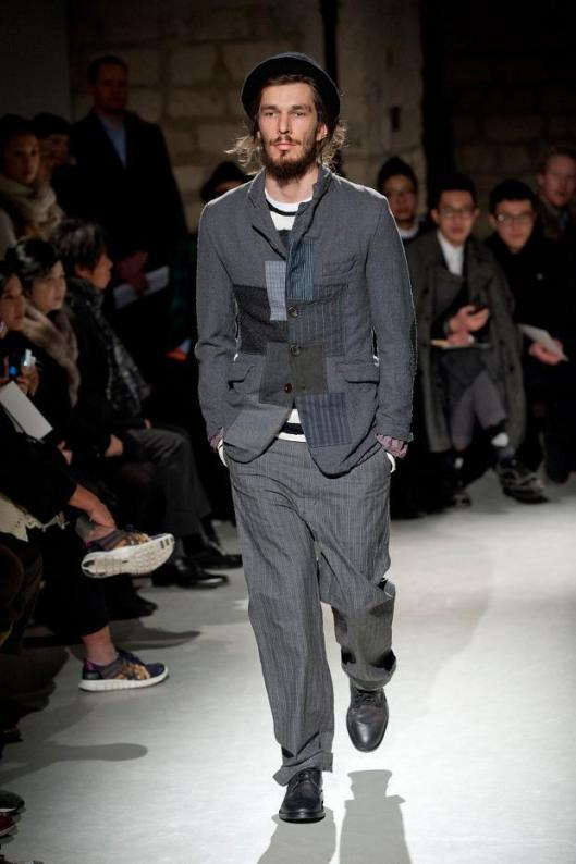 boho chic menswear junya-watanabe-mens-autumn-fall-winter-2013-pfw8