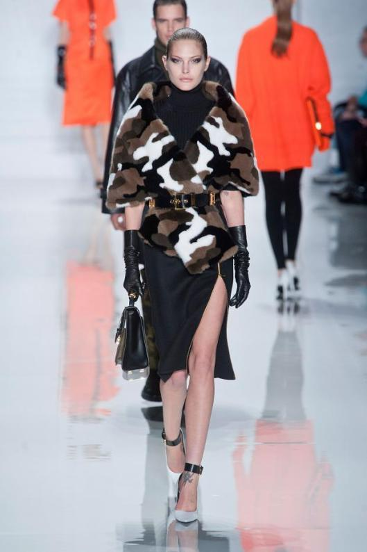 camo wear michael-kors-autumn-fall-winter-2013-nyfw29