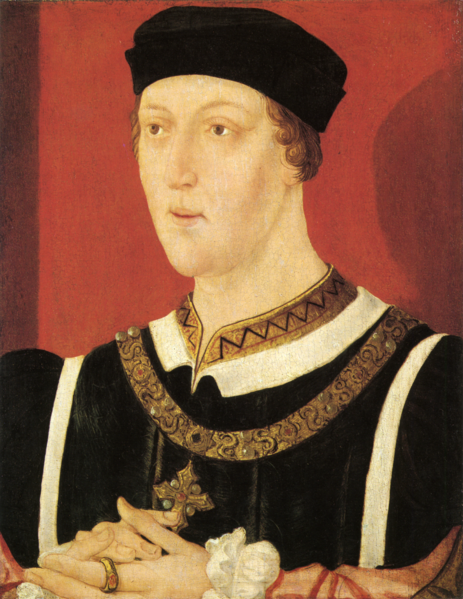 King Henry VI of England