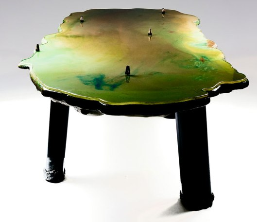 gaetano pesce, lagoon table06.jpg