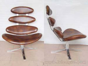 scandinavian chairs, Corona-Chair paul volther, fuleague.com