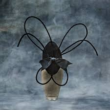 hallwyl museum, sweden, black velvet hat with tentacles, balmain, a 1995