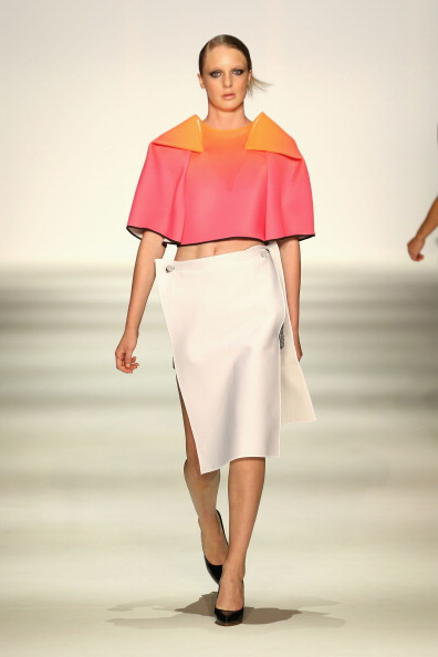 The Innovators - Runway - Mercedes-Benz Fashion Week Australia 2014