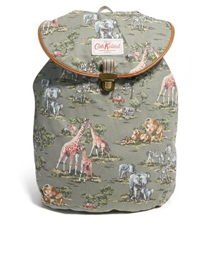 backpack cath kidston in the jungle