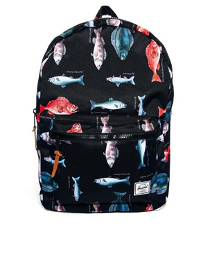 backpack herschel fish