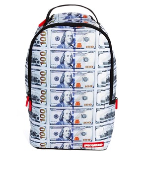 backpack men new money sprayground