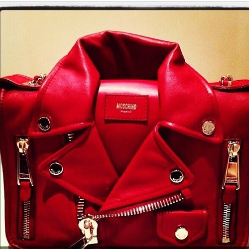 bag moschinot red leather jacket vavavogue tumblr_mz2h4vD8JC1qbxgvso1_500