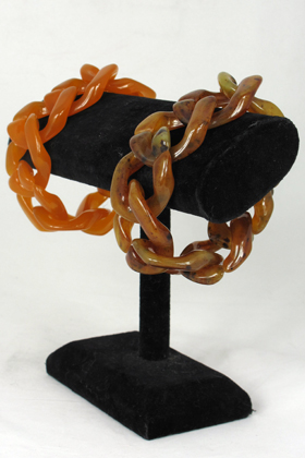 jewellery angela caputi  chic24hours.com  resin link bracelets