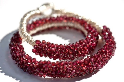 jewellry disa allsopp  from openeyegallery.co.uk garnet-necklace
