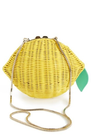 kate spade vita riva lemon wicker crossbody keep.com