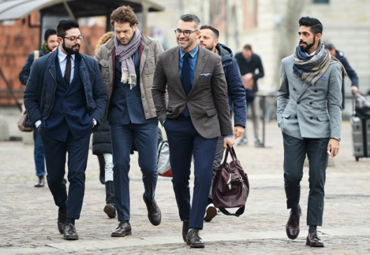 mens street style italia young group tt