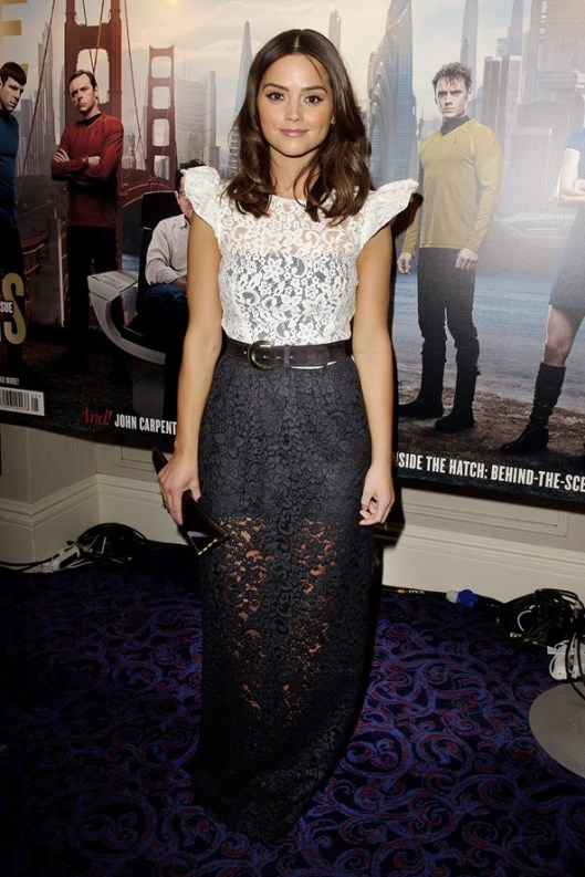 see through modest Jenna-Louise-Coleman_13jun13_rexfeatures_b_592x888