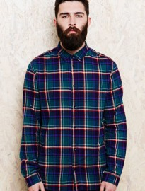 shirt men flannel  fashionbeans.com