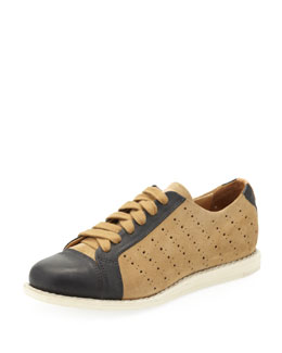 shoes angela scott nm suede trainers