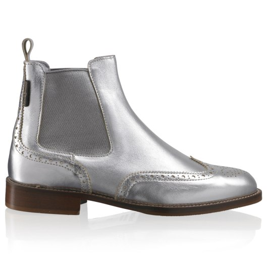 silver r and b cadogan brogue chelsea russelland bromleycom