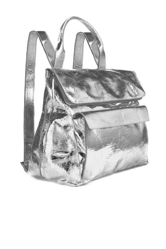 silver rucksack whistles glamourmagazine.co.uk100workwear_gl_feb14_8