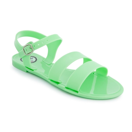 summer rubber jujuSEVEN GREEN 2