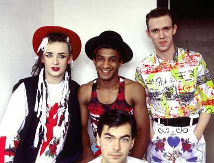 a blast from the past that 80s show thanks to the boy george that is and culture club. Black Bedroom Furniture Sets. Home Design Ideas
