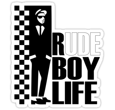 rude boy imagesticker,375x360