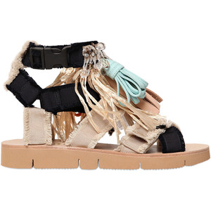 summer sandals by MSGM polyvoreimg-thing