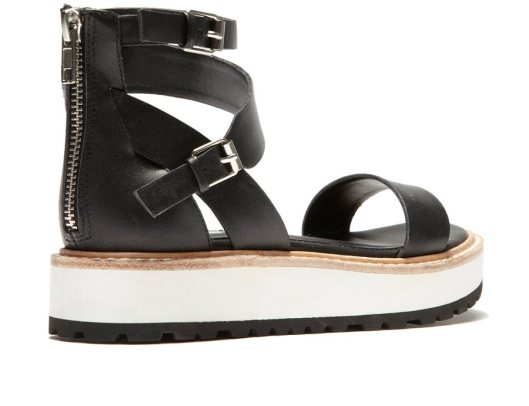 summer sandals dolce vita zipback1854_black_b
