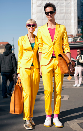 sharp suiting the colorstalker yellowanonymous811