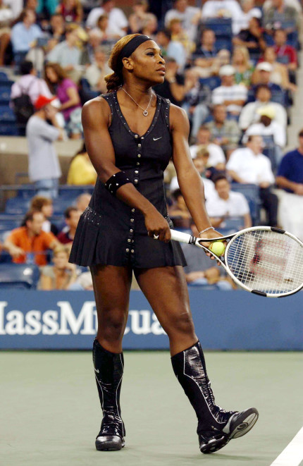 US OPEN TENNIS CHAMPIONSHIP, FLUSHING MEADOW, NEW YORK, AMERICA - 04 SEP 2004