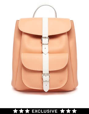 handbag peach_white by grafea image1xl