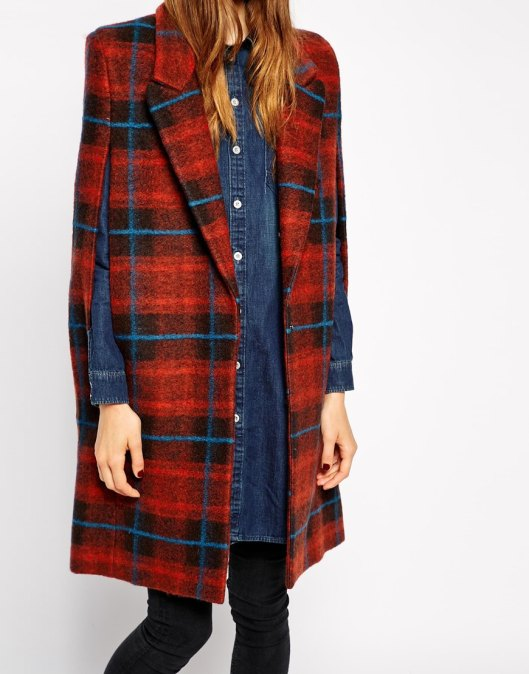cape shape asos plaid 2image3xxl