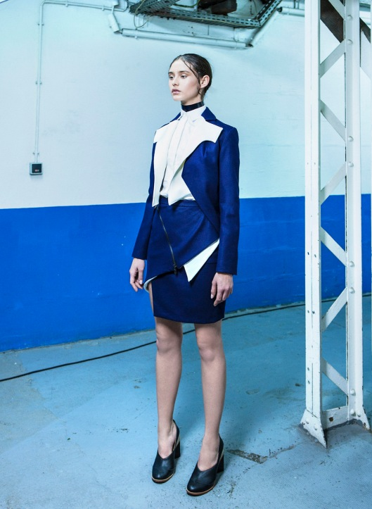 skirt suit by Jonathan Liang from mtrlst.comLook-09