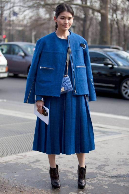 skirt suiting pleat skirtelle-03-paris-street-fw-2014-style-6-v-xln