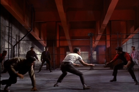 West-Side-Story-fight scene from fanpop movie-west-side-story-6700375-720-480