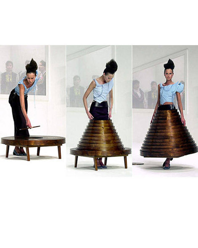 chalayan Table-dress-by-Hussein-Chalayan-from elledecor.com de