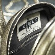 luxac bag made in england label index