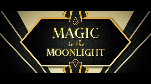 magic in the moonlight, film, poster