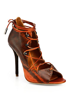 shoes malone souliers savannah snakeshi lace up ankle boots0441910025446_247x329