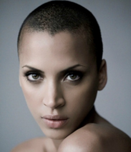 skivvy, new term for ladies buzz cut
