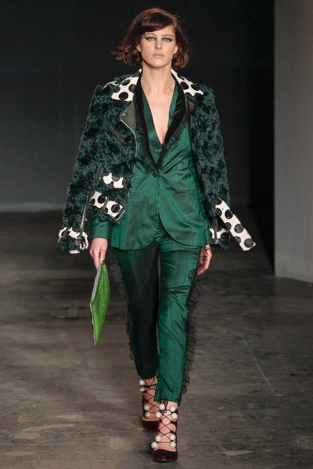 trouser suits HOH  green a14 style_ARC0043.450x675