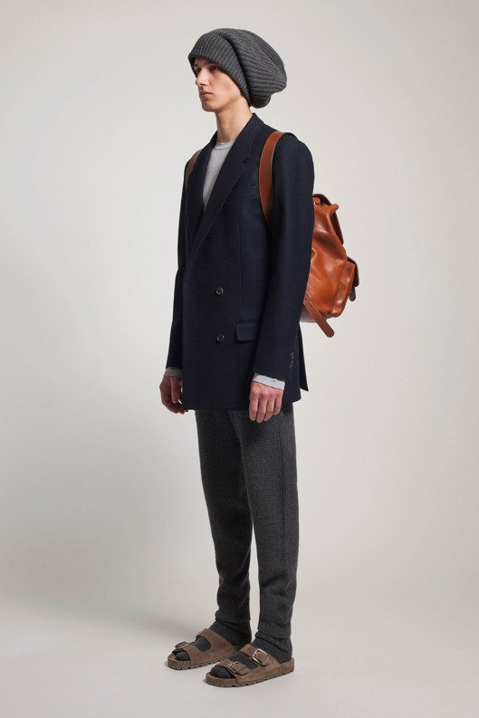accessories, oversized wool beanie, leather backpack, suede sliders Michael_Kors_006_1366.1366x2048
