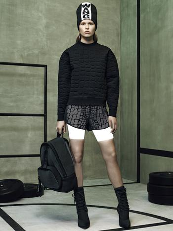 alexander wang, h and m, womens, sneak peek