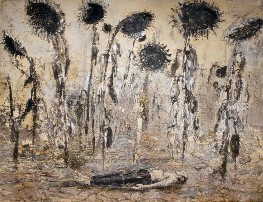 anselm kiefer, painting, order of the night, 1996