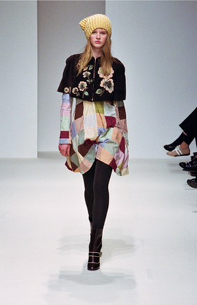 autumn layerin, Marni, 2002