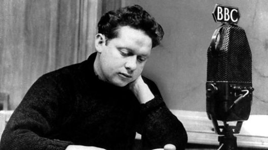 Dylan Thomas, Welsh poet/writer