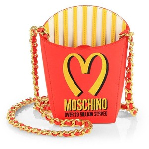 fun bags, french fries, moshino