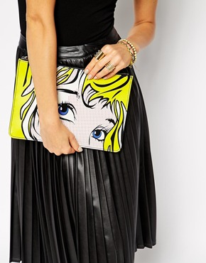 bag, pop art design