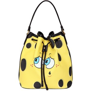 fun bags, spongebob bucket bag, moschino